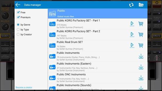 Captura de pantalla de ORG 2021