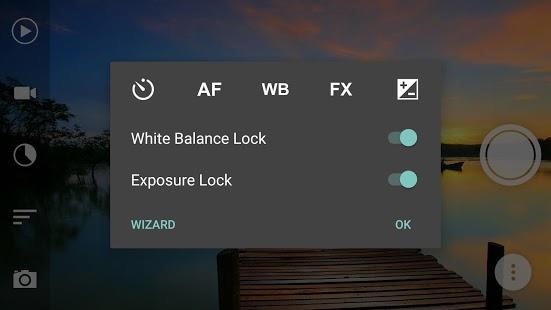Captura de pantalla de Framelapse Pro: Time Lapse (versión heredada)