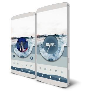 Presets A2K para Kustom / KLWP Captura de pantalla