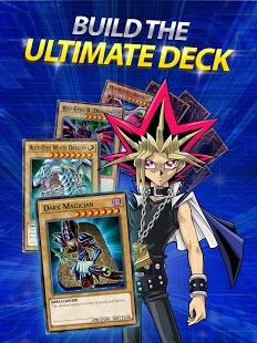 Yu-Gi-Oh!  Captura de pantalla de Duel Links