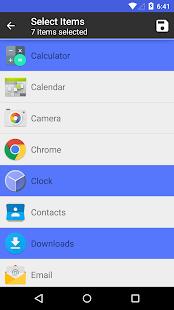 Captura de pantalla de la utilidad Swipeup