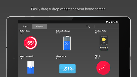 Material Things - Colorful Icon Pack (versión Pro) Captura de pantalla