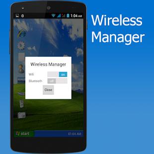 Launcher XP - Captura de pantalla del lanzador de Android