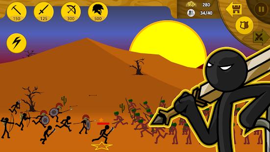 Stick War: Legacy Captura de pantalla