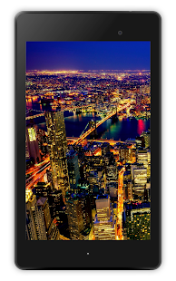 Captura de pantalla de Super AMOLED Wallpapers PRO