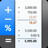 Calculadora de cinta CalcTape v2.3.1 (201709071419) [Pro] [Latest]