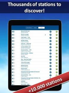 Radio FM!  Captura de pantalla