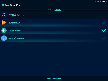 Captura de pantalla de Aux-Direct Pro