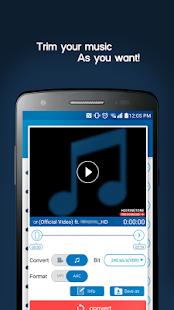 Captura de pantalla de Video MP3 Converter